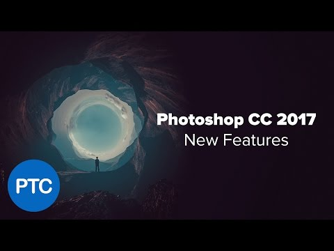 Photoshop CC 2017 Tutorials