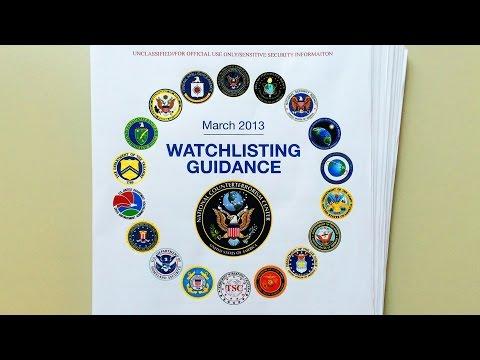 "Jeremy Scahill: Leaked U.S. Terrorist Watchlist Rulebook Reveals ""Global Stop and Frisk Program"""