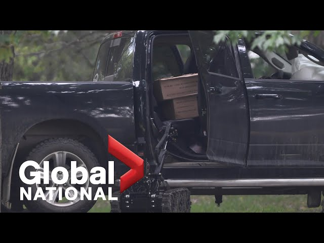 Global National: July 2, 2020   Armed man arrested near PM's residence
