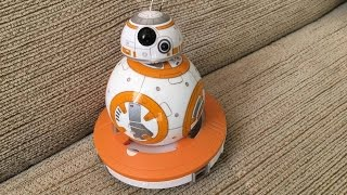 Review ของเล่น: หุ่นยนต์ BB-8 จากเรื่อง Star Wars