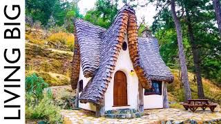Small Fairy Tale Cottage House Plans - DaddyGif.com (see description)