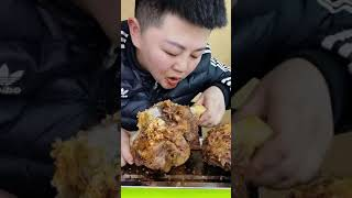 ASMR CHINESE FOOD MUKBANG EATI…