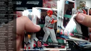 2/22/2019 2018 Bowman Draft Baseball Jumbo Case PYT #49
