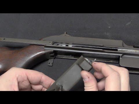 Bendix-Hyde Second Model Prototype Carbine