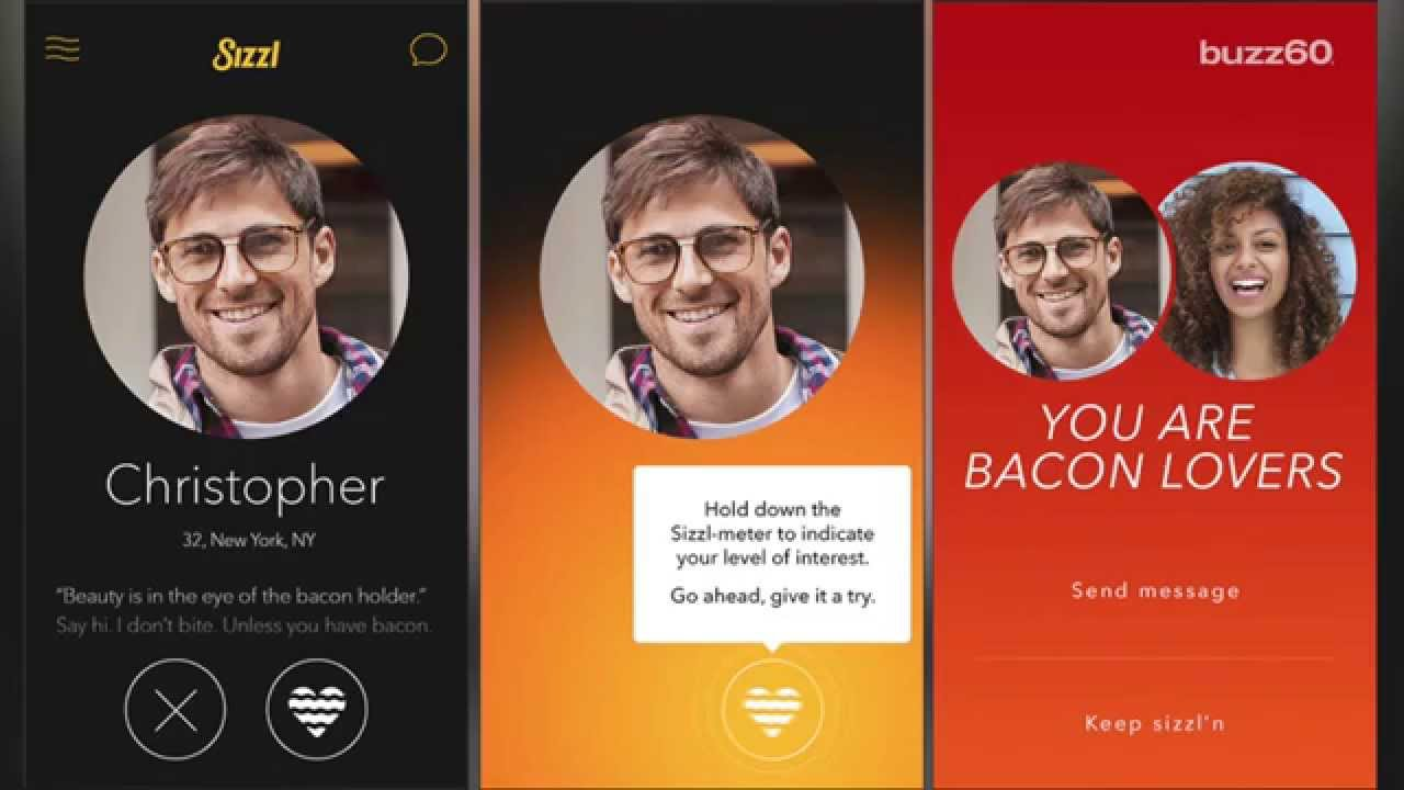 Bacon lovers dating app