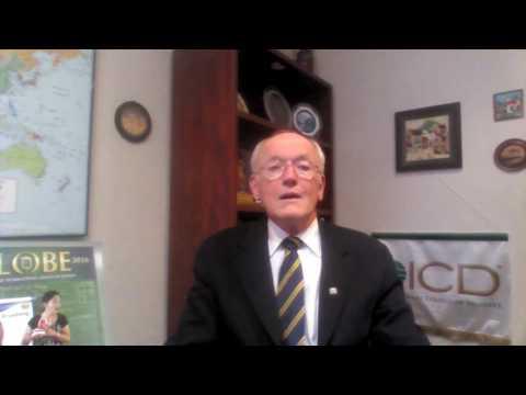 Secretary General Jack Hinterman