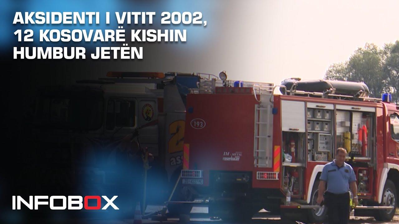 Download AKSIDENTI I VITIT 2002, 12 KOSOVARË KISHIN HUMBU JETËN