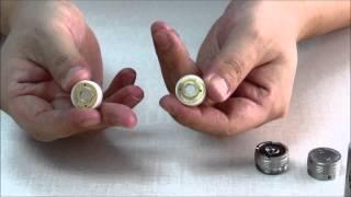 Batteries Mods box FURY S 18350 Smok