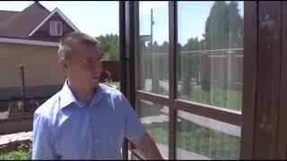 Пластиковые окна в Кирове - Энергосберегающий стеклопакет ClimaGuard Solar
