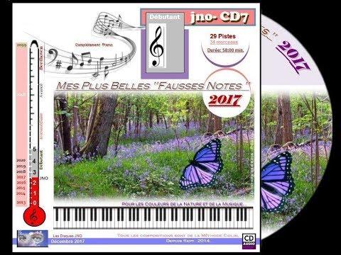 Mes Plus Belles Fausses Notes   CD  2017