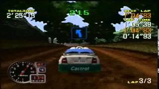 Rally Challenge 2000 N64: Brazil