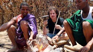 La tribu africana que vive de fabricar armas | Tribu Datoga - Tanzania
