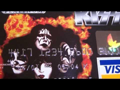 KISS Credit Card