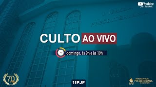 CULTO DOMINICAL - MANHÃ - 18/07/2021