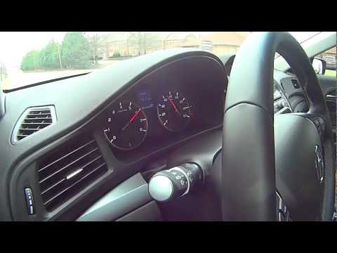 2013 Acura ILX 2.4 0-60