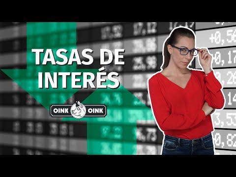 ¿Qué son las tasas de interés de Banxico?