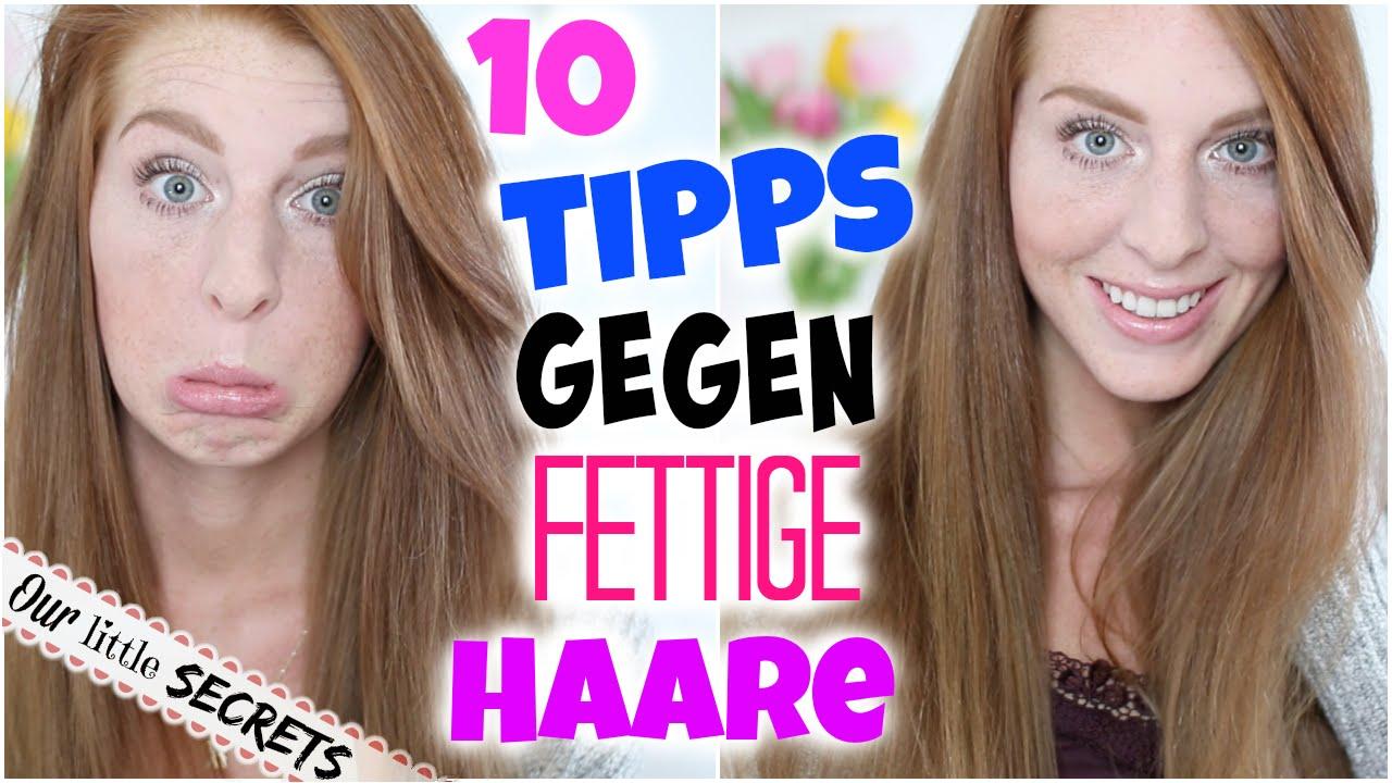 10 Tipps Gegen Fettige Haare Die Du Kennen Solltest Laurencocoxo