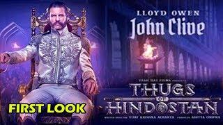 Lloyd Owen Is The Villain Of Aamir's Thugs of Hindostan