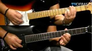 Iron Maiden - Seventh Son of a Seventh Son - Aula de guitarra - TV Cifras