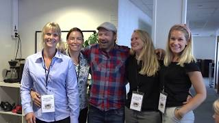 Arendalsuka 2018 - Frokostmøte med Petter Nyquist