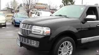 2009 Lincoln Navigator L 4WD 6U140272