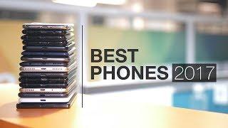 The Best Smartphones of 2017!