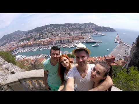 Weekend trip to Nice and Monaco 2017