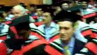 University of Technology Sydney Graduation Ceremony