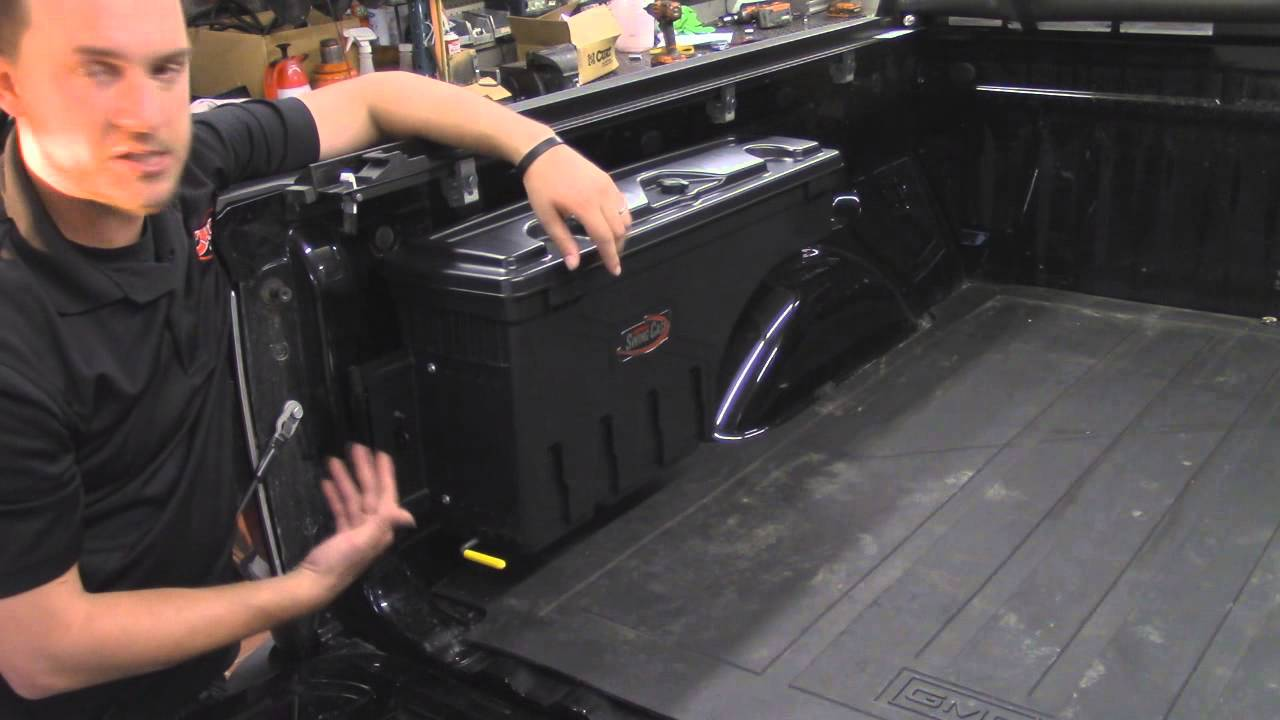 Why You Need An Undercover Swingcase Truckk Storage Box