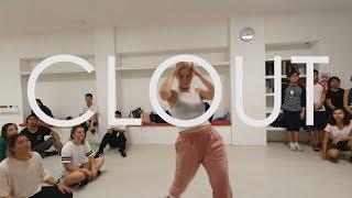 UQSG Codie Jai Wescombe Choreography | Offset - Clout ft. Cardi B