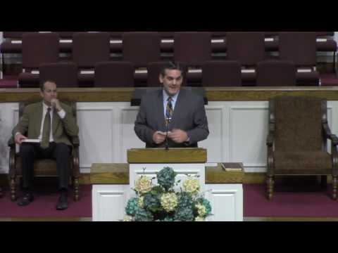 01/11/17 - Wednesday Night Bible Study - Church Debt - Pastor Bob Gray II