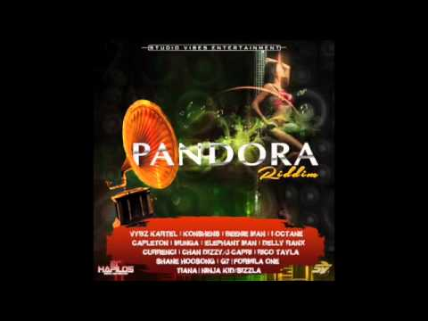 Capleton - Lip Service [Raw] - PANDORA RIDDIM - JULY 2015 DANCEHALL