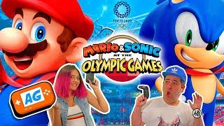 Mario y Sonic en los juegos olímpicos Tokio 2020 | Abrelo Game