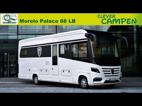Morelo Palace 88 LB (2019): Ein Palast Auf Vier Rädern? - Test/Review | Clever Campen