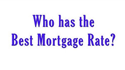 San Antonio - Who has the Best Mortgage Rate?