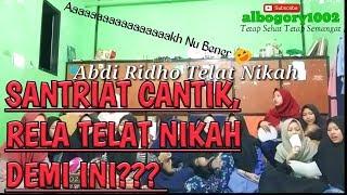 Download Nadzom Sunda Alfiyah aduh Alfiyah + Lirik | Versi Santriat Cantik