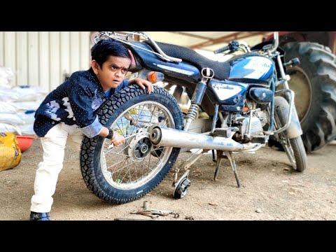छोटू दादा की बुलेट | CHOTU DADA KI BULLET | Khandesh Hindi Comedy | Chotu Comedy Video