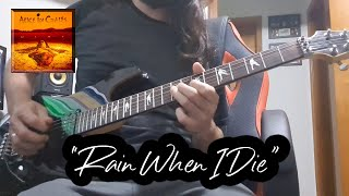 Rain When I Die (Alice In Chains Cover)