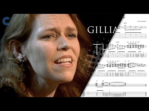 Guitar  - The Way It Goes - Gillian Welch - Sheet Music, Chords, & Vocals