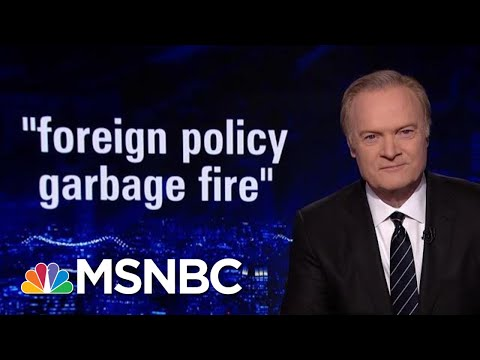 Senator Chris Murphy On Donald Trump's 'Foreign Policy Garbage Fire' | The Last Word | MSNBC