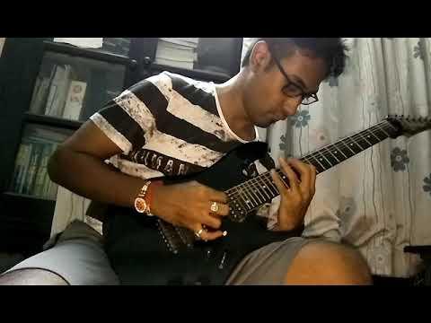Skyharbor - Sunshine Dust Guitar Solo (Improvised)