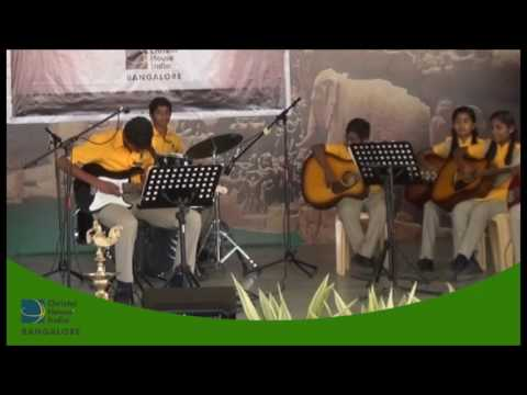 Take me home country roads- Christel House Bangalore Music Band 2017