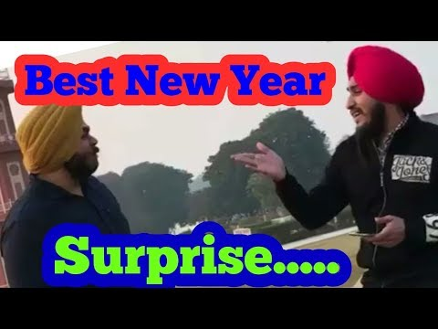 Best New Year Surprise party || Manny ki vines