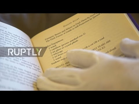 uk:-harry-potter-book-with-a-£20,000-typo-up-for-auction
