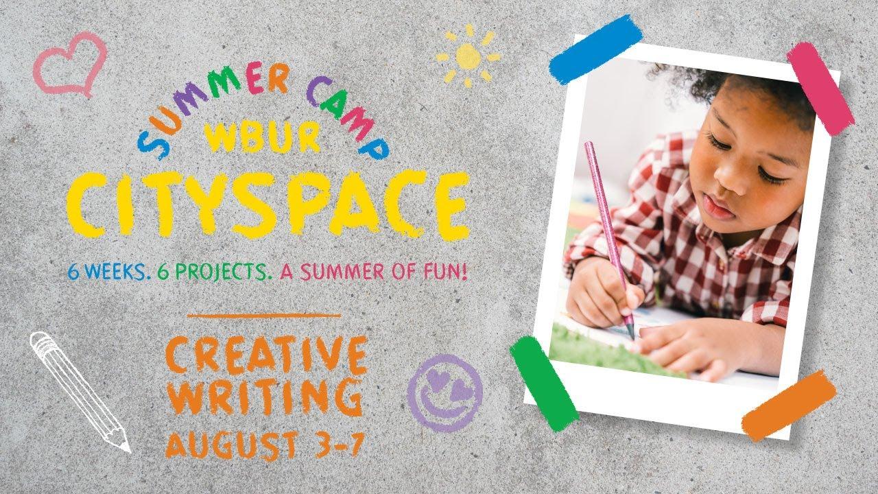 Creative writing summer program creative writing curriculum high school