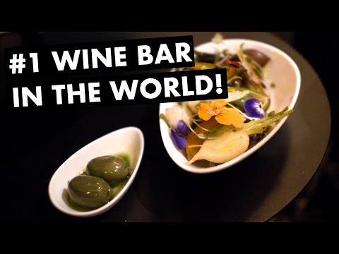 TOULOUSE, FRANCE: Tasting menu at the BEST wine bar in the world!     Ep. 38