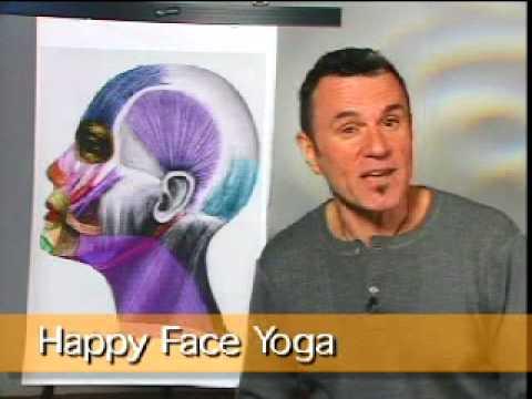 happy face yoga # 16