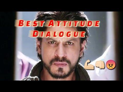 Best Attitude Dialogue 😎😌, Shahrukh Khan | Whatsapp Status Video 30 Sec | Trending Dialogues
