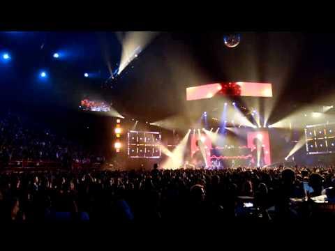 2010 STARFLOOR LIVE NATION / LIVE VJ SET / VIDEOART / SHOW VISUAL HD / PARIS