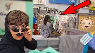 Spying On My Girlfriend!! **GONE WRONG**
